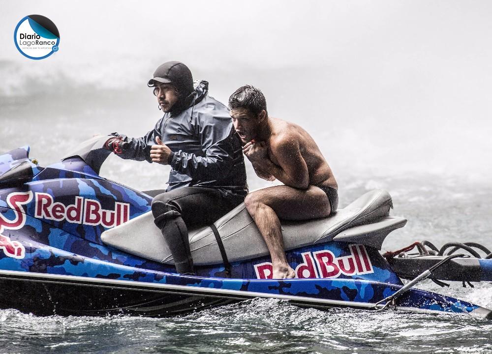 Red Bull presenta al mundo primeras fotografías de clavados