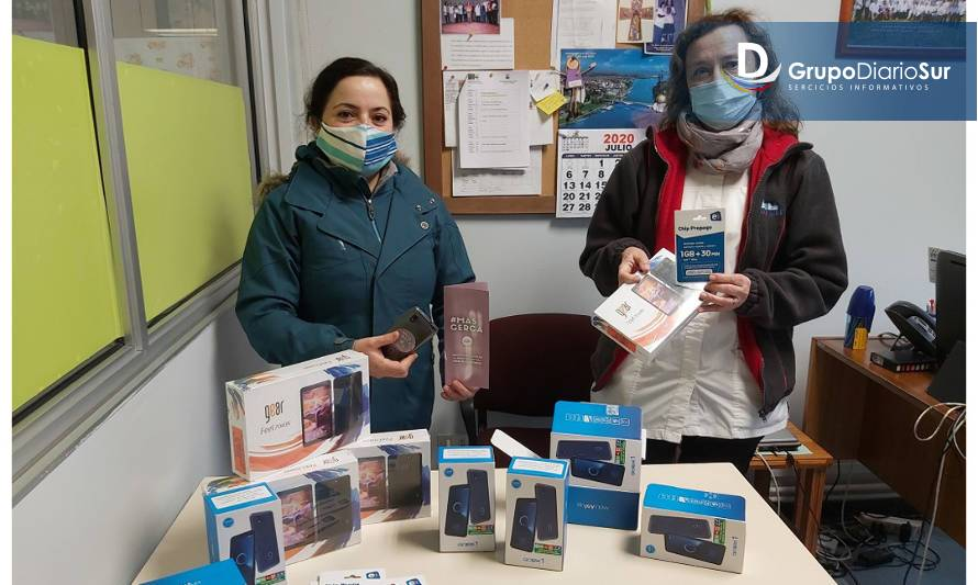 Pediatría del Hospital Base de Valdivia recibió importantes donaciones