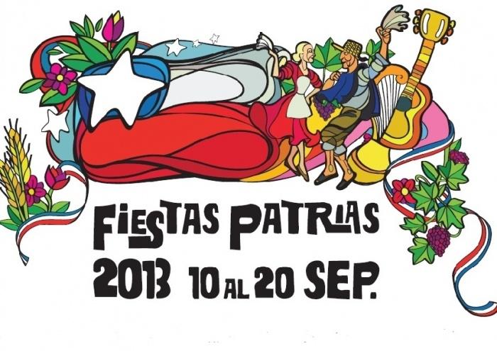 Fiestas patrias chilena imagui for Diario mural fiestas patrias chile